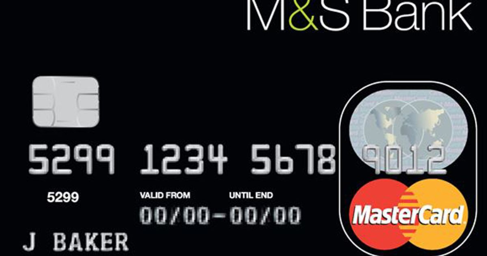 Marks And Spencer Activate M S Credit Card Activation Credit