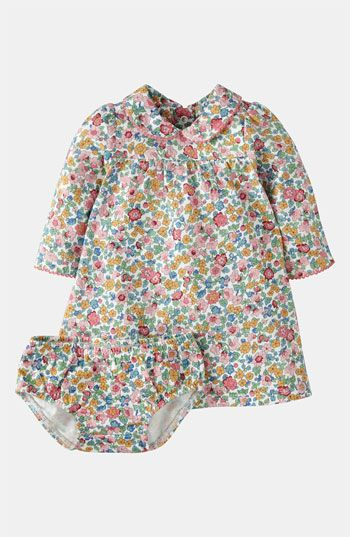 80be578907e Mini Boden 'Pretty' Jersey Dress & Bloomers (Infant) available at #Nordstrom