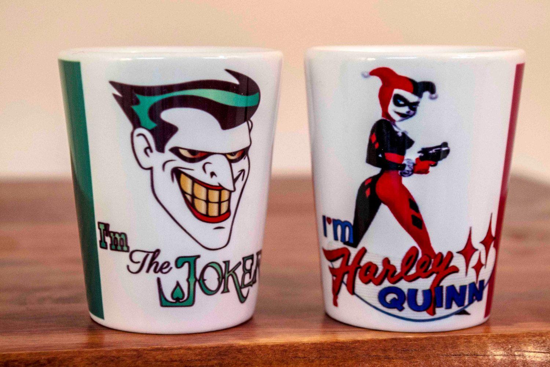 Batman Wedding Gift: Boyfriend Gift, Joker And Harley Quinn, Suicide Squad