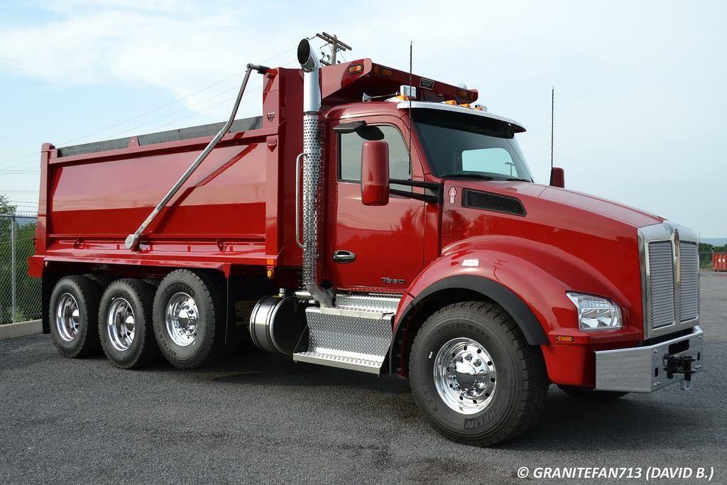 Pin by Emilio Ferrucci Jr. on My pic Dump trucks, Trucks