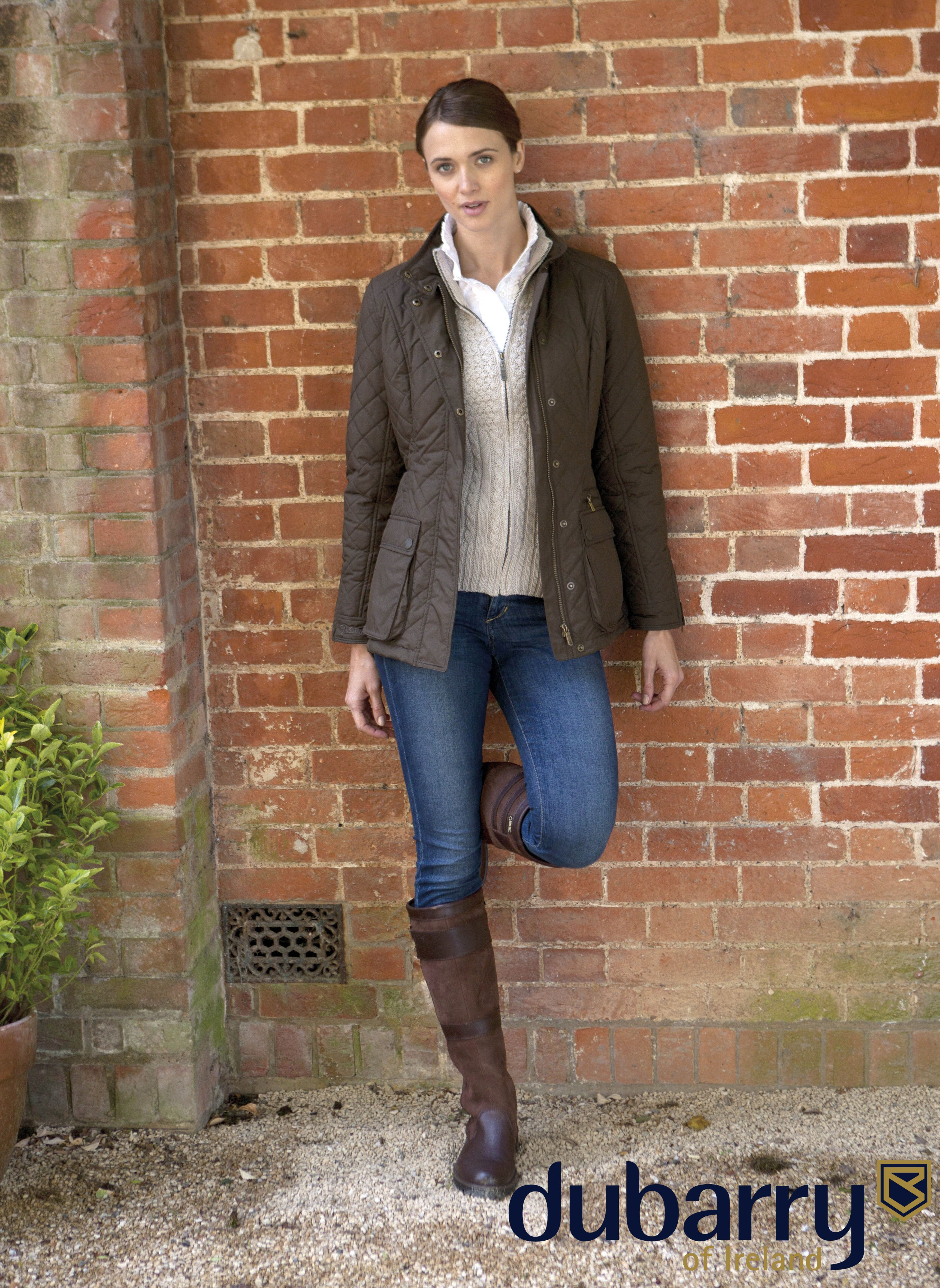 Staying Country Casual with a blend of women's Behan Jacket lined to make  it and and the new Longford