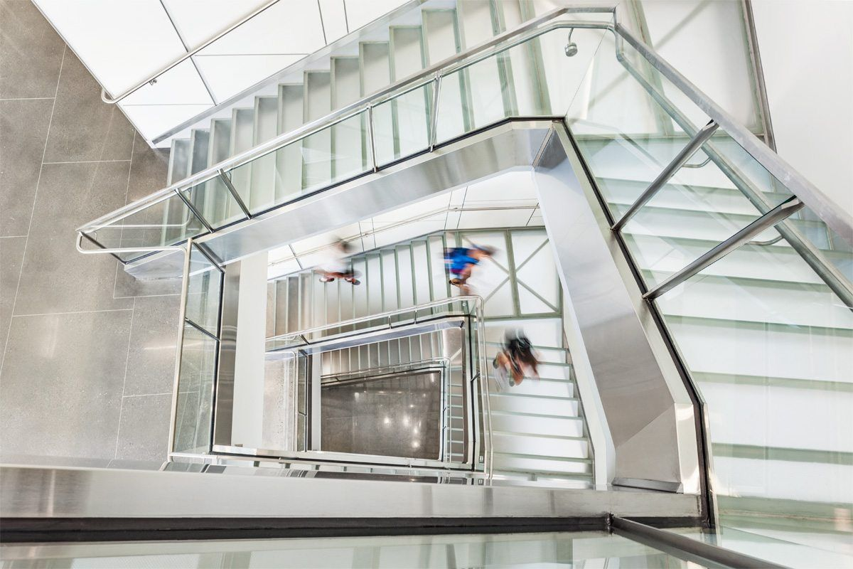 Best Transcendent Stair Treads Glass Application At University 400 x 300