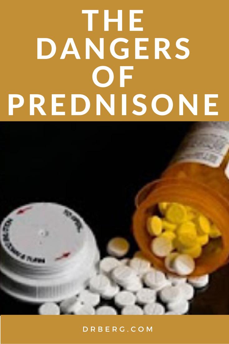 In this video, Dr. Berg provides reasons why prednisone may be dangerous.   https://www.drberg.com/blog/adrenal/the-dangers-of-prednisone
