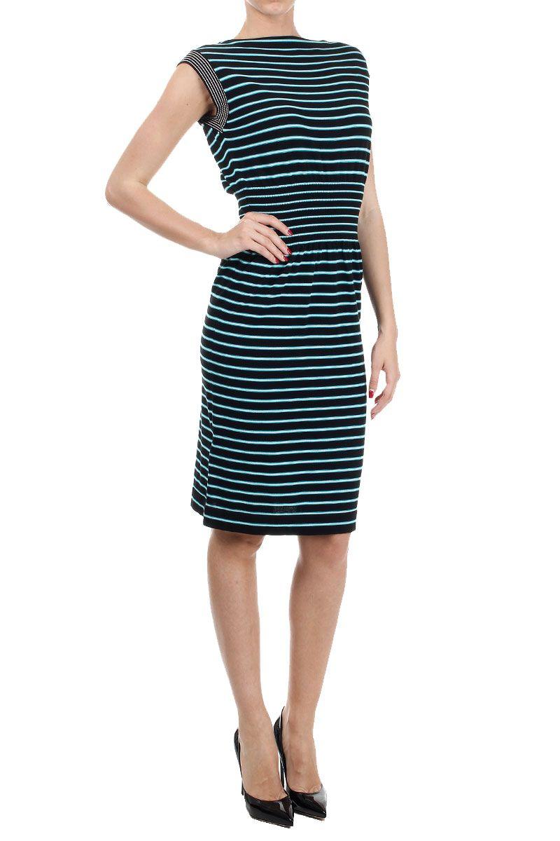 PRADA sleeveless stretch dresso (art.  123179 4VJ 002)