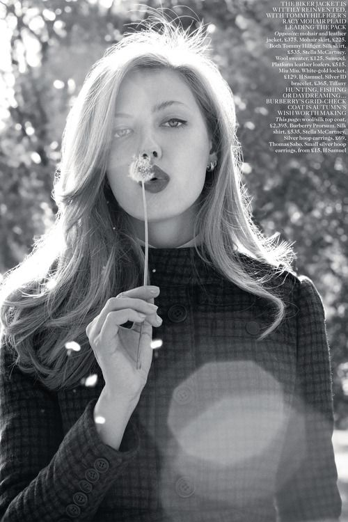 Lindsey Wixson - August 2012