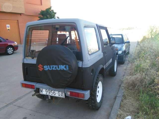 Mil Anuncios Com Suzuki Sj 410 Venta De Coches 4x4 Todoterreno De Ocasion Y Venta De Coches Todoterreno Coches 4x4