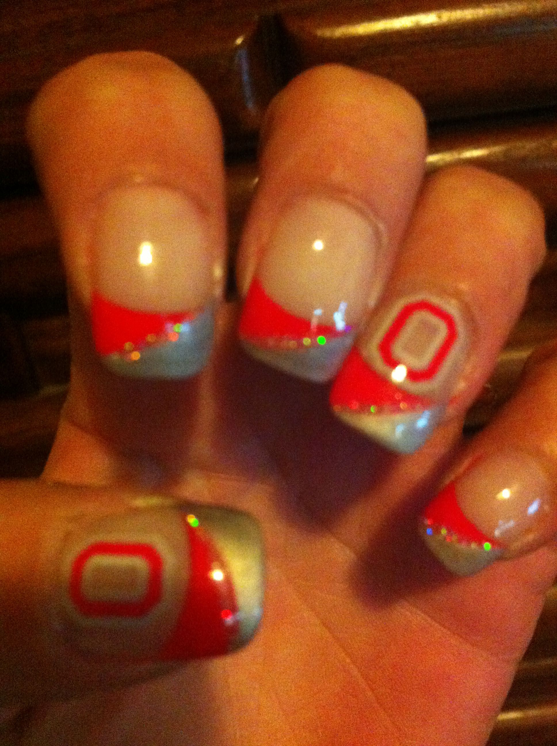 Ohio state :0) definitely going to do these this year | CLOTHING ...