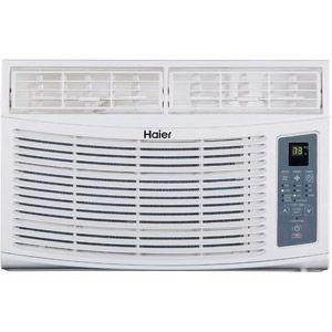 Haier Hwe06xcn 6 000 Btu Room Window Air Conditioner Air Conditioner Btu Room Air Conditioner Window Air Conditioning Units