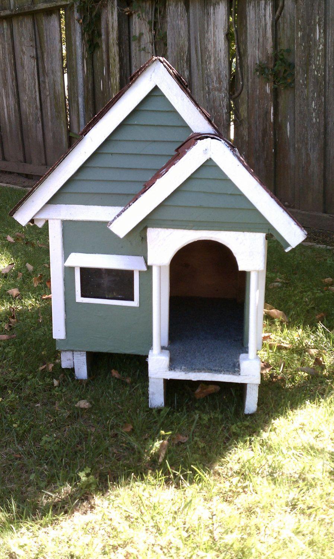 Amazing Dog House Miniature Replica Match Your Home 295 00 Via Etsy Dog House Diy Dog Houses Custom Dog Houses