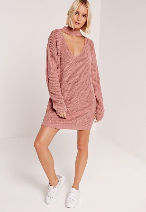 This slouchy dress will be your new go to piece for effortless style.
