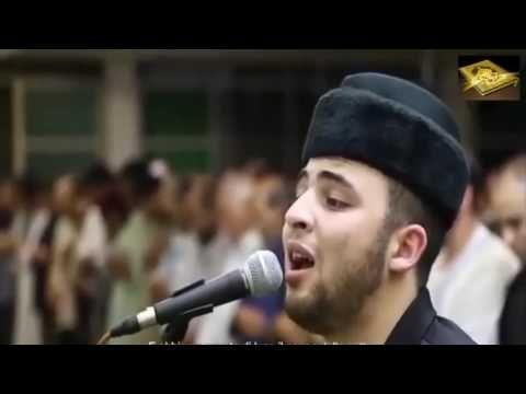 [ Anas Bouraq ] Suara Merdu Imam Mesjid Yang Masih Muda Yang Menggetarkan Hati
