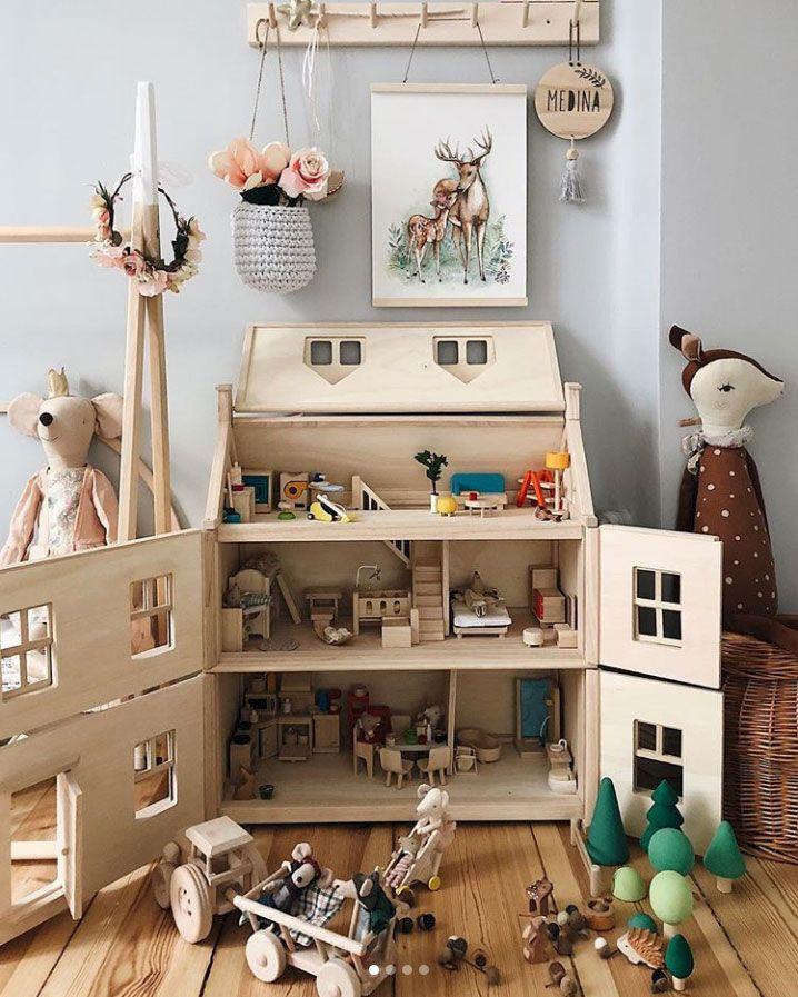 Instagram Find: Viktoria's Awe-Inspiring Kids Rooms Filled With Pretty Design - Nordic Design