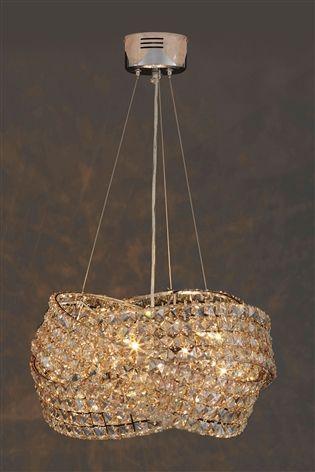 Buy venetian 5 light chandelier from the next uk online shop hall buy venetian 5 light chandelier from the next uk online shop aloadofball Gallery