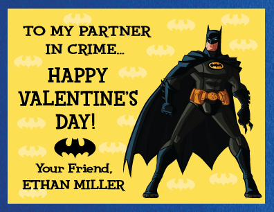 Toll Is Your Partner In Crime A Batman Fanatic? Then Weu0027ve Got The Perfect