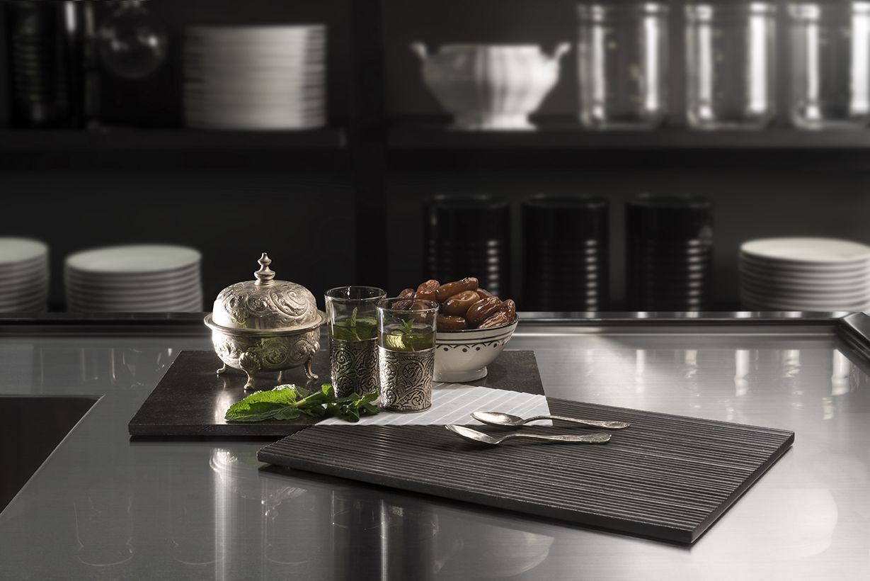 A Range Of Accessories For The Home Our PLAT EAU Takes Its Name From