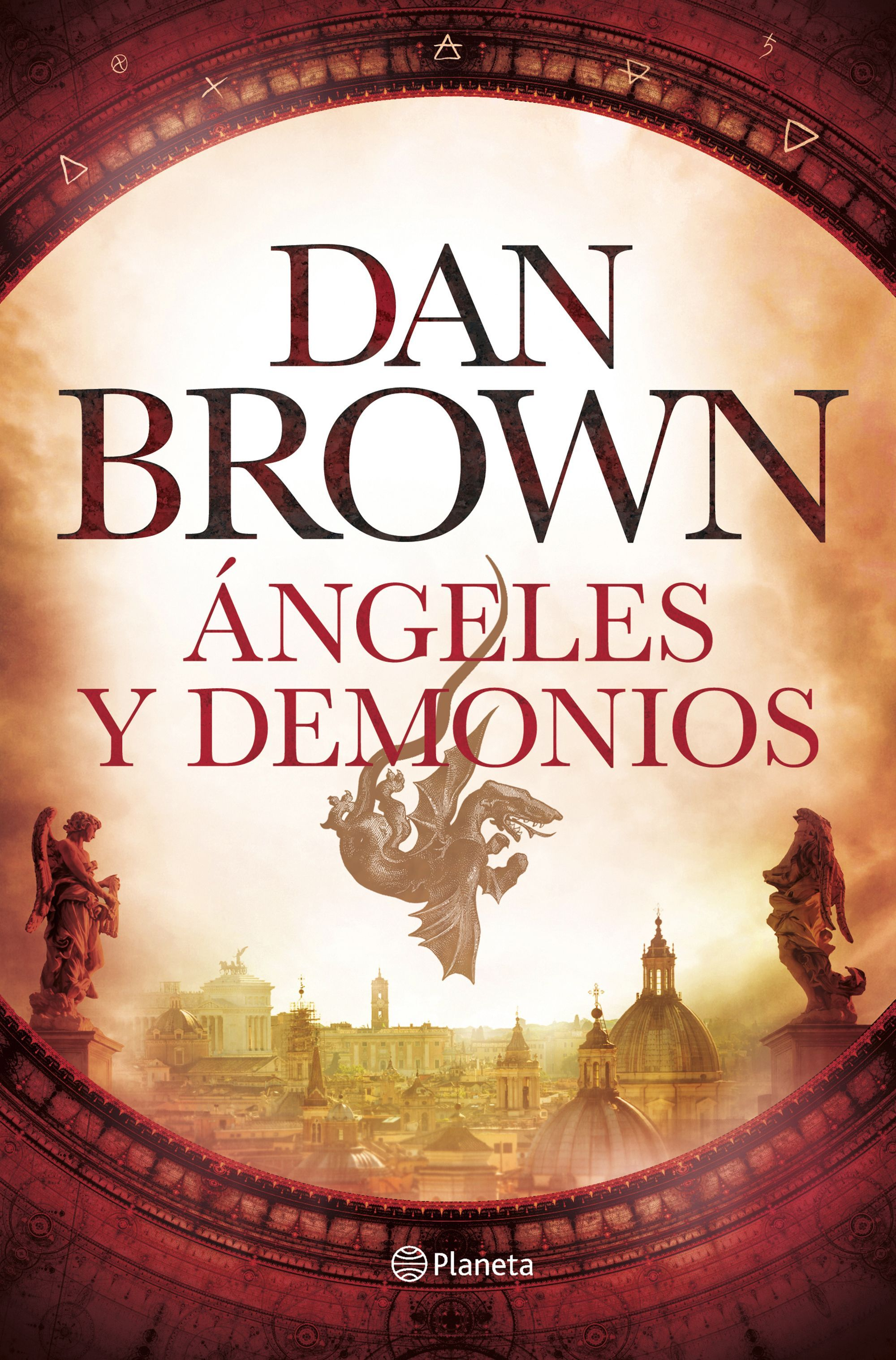 ángeles Y Demonios De Dan Brown El Mayor Enemigo De La Iglesia Amenaza Con Destruirla Desde Sus Cimientos Dan Brown ángeles Y Demonios Robert Langdon