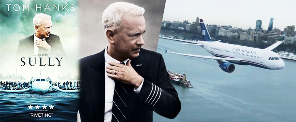 Sully – O Herói do Rio Hudson estreia no Brasil dia 15 de dezembro nos cinemas