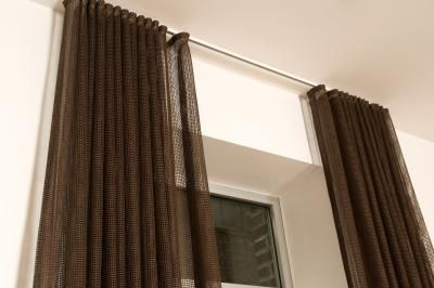 How To Hang Pocket Rod Curtains With A Pin Hook Pleated Curtains