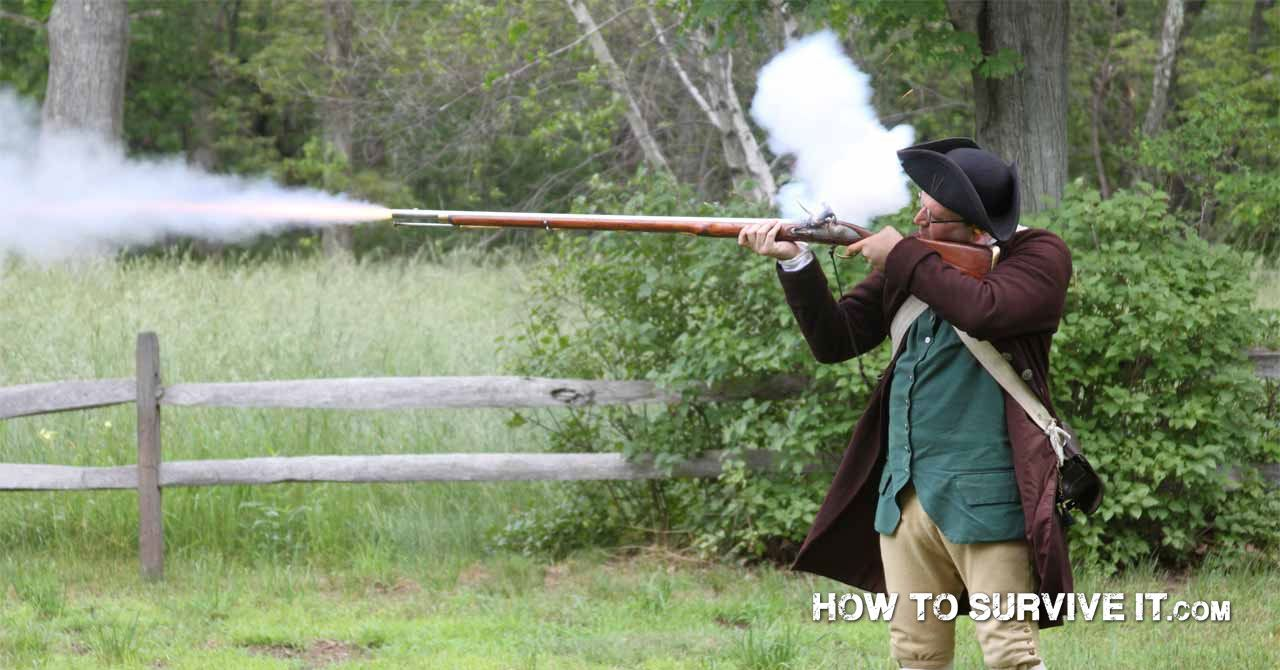Tactical Black Powder Rifle
