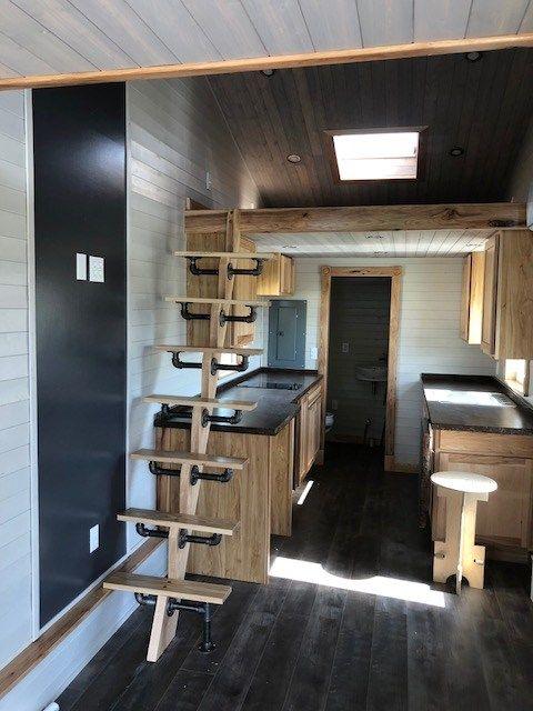 Ness City High School Tiny House Appartement Maison