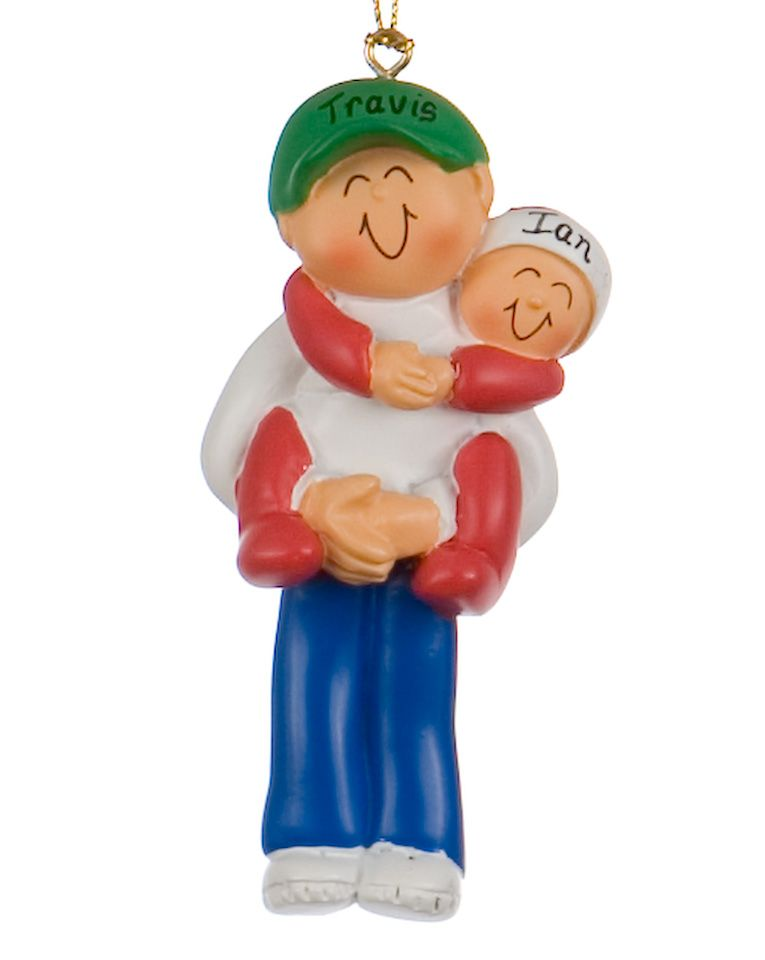 Lovely Big Brother Christmas Ornament Part - 11: Buy Big Brother Holding Baby - Personalized Big Brother Christmas Ornaments  U0026 Big Sister Christmas Ornaments At The Ornament Shop. Over Items.
