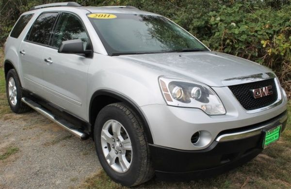 Used 2011 Gmc Acadia For Sale In Chehalis Wa Truecar 2011 Gmc
