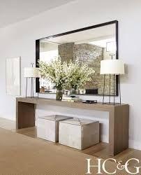 Image Result For Elegant Console Tables For Huge Hallway Modern