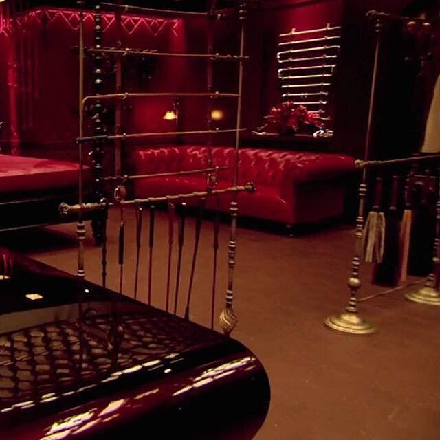 Red Room: 50 Sfumature Di Grigio Film: Nuove Foto Della Red Room E