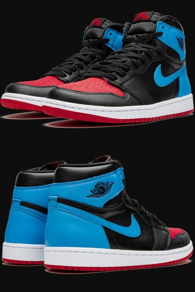 Que vaut la Air Jordan 1 High ASG Powder Blue Gym Red