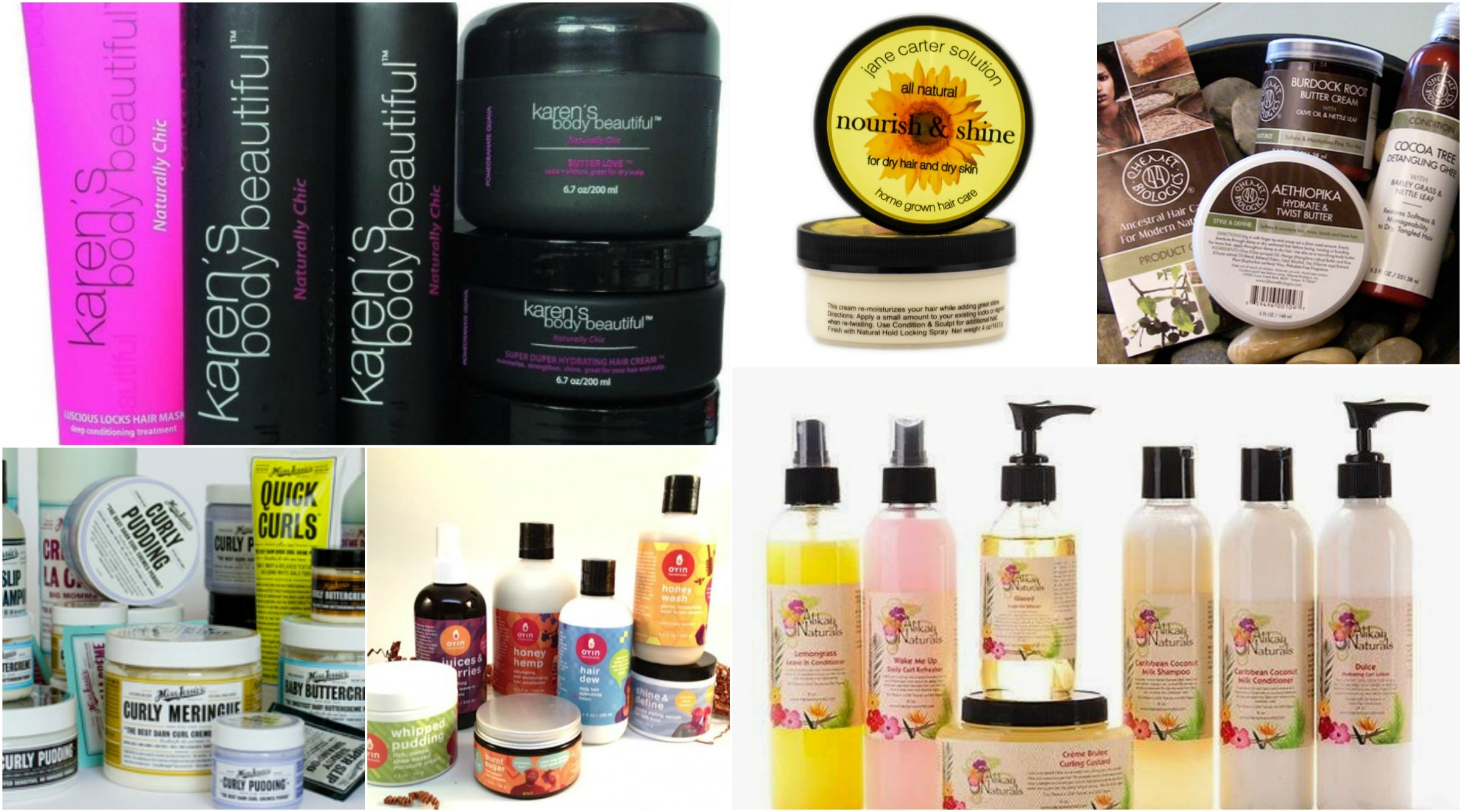 We know that many of our favorite natural black hair