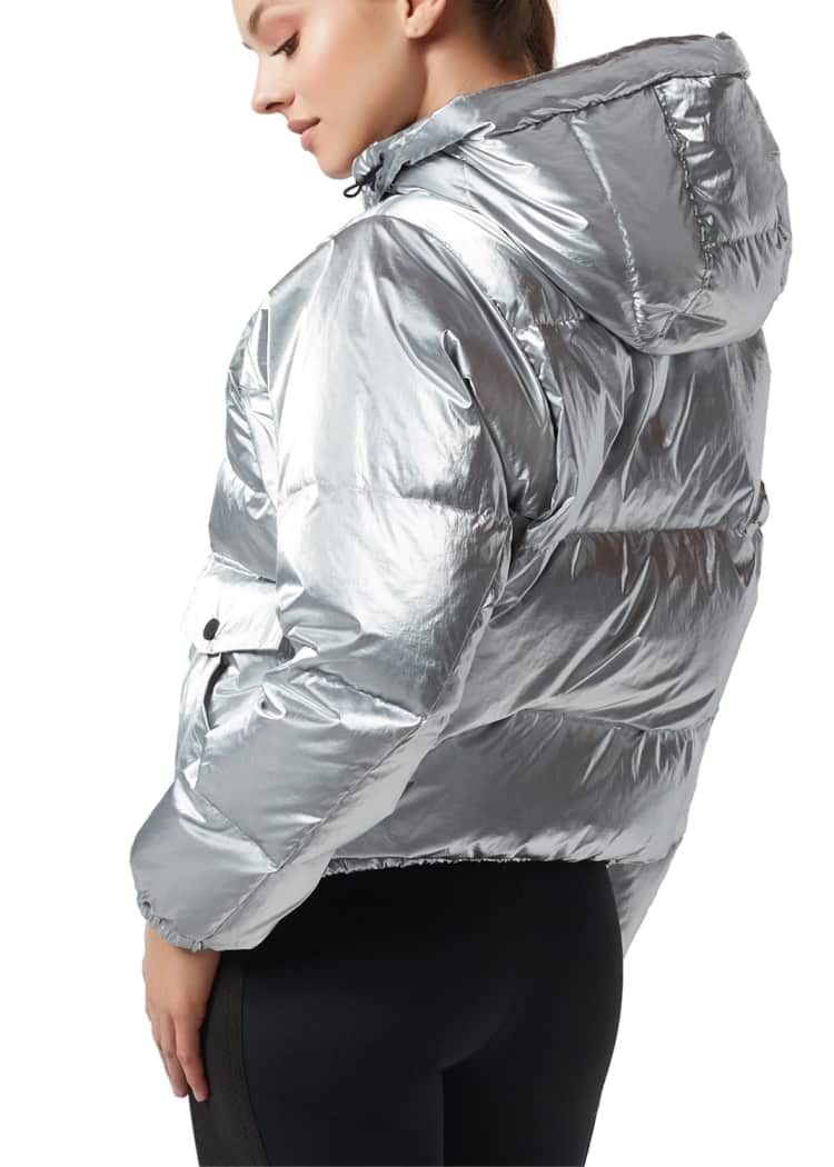 Blanc Noir Mont Blanc Hooded Puffer Jacket Puffer Jackets Jackets Puffer [ 1050 x 750 Pixel ]