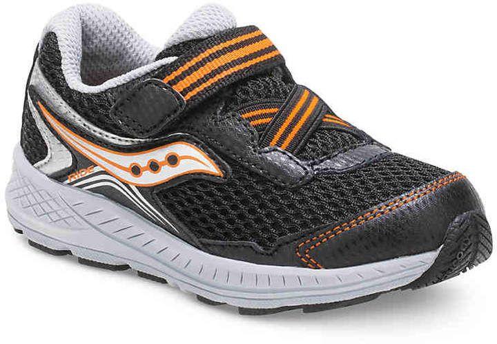 0c27b06f761a Saucony Ride 10 JR Infant   Toddler Sneaker - Boy s