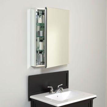 Costco 189 Zenith Designer Series 20 Frameless Medicine Cabinets