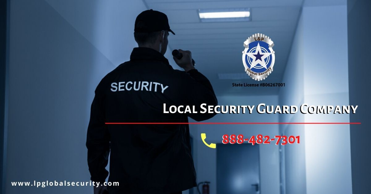 Lp global security is one of the best local security