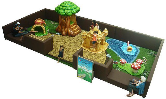 Ihram Kids For Sale Dubai: TUFF STUFF Soft Foam Play Area