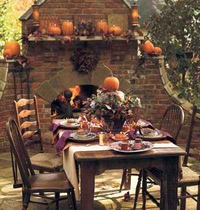Harvest Thanksgiving...