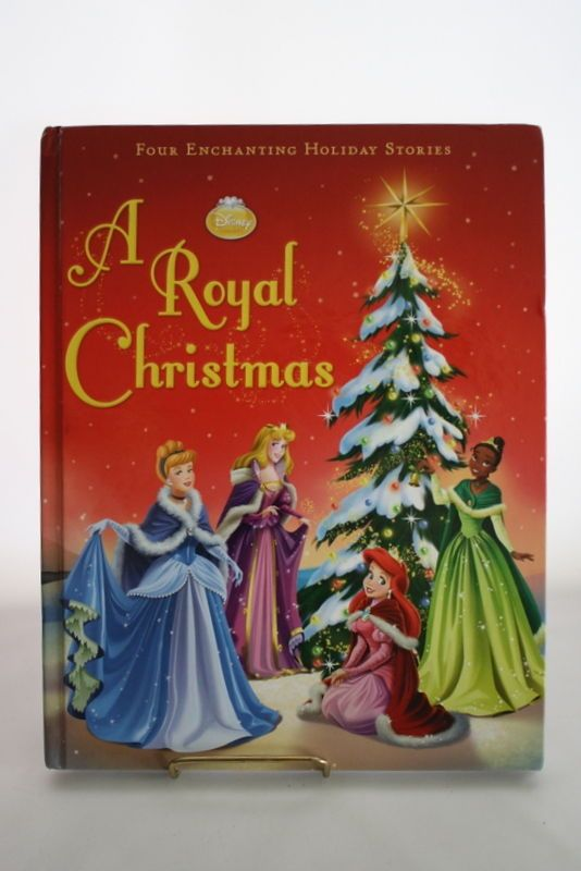 A Royal Christmas By Disney Book Group Staff And Lisa Ann Marsoli 2010