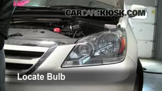 Add Transmission Fluid: Honda Odyssey   2007 Honda Odyssey EX
