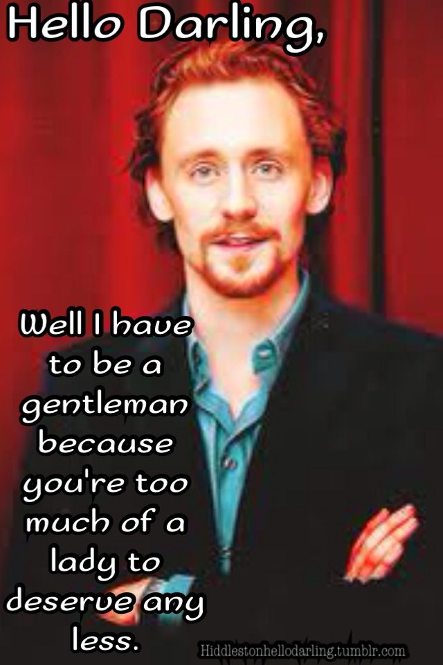 Gentlemanliness is extremely attractive.