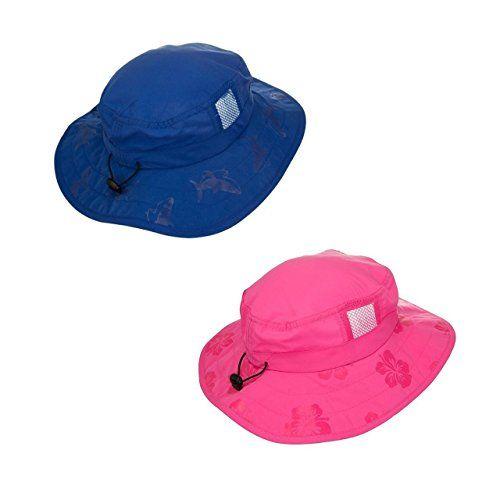 5107883f22f Sun Protection Zone Kids UPF 50+ Safari Sun Hat