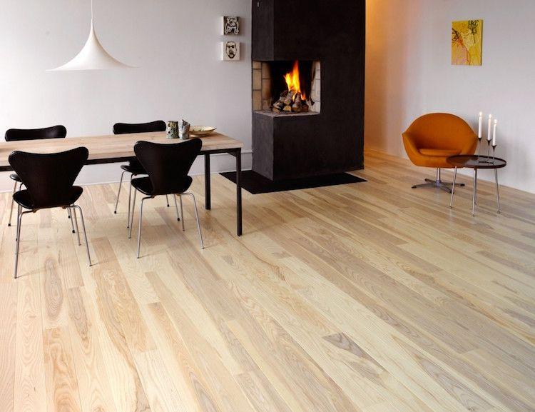 Holz Und Farbe Kombinieren Eschenholz Hellgrau Wood Colors Holz