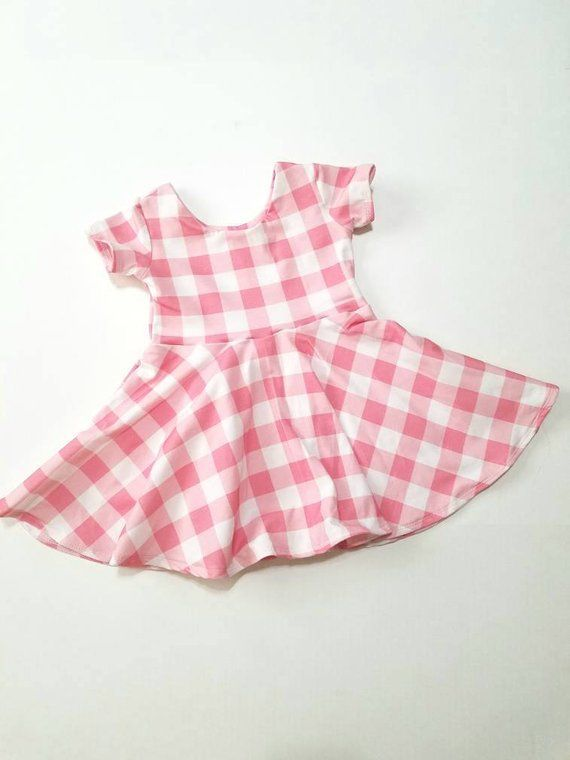 2666275d5018 Gingham dress