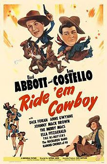 Watch Ride 'Em Cowboy Full-Movie Streaming