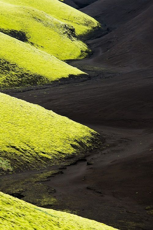 (via (127) Iceland by Vitaly Postolatiy   Yellow  ...   chasingthegreenfaerie