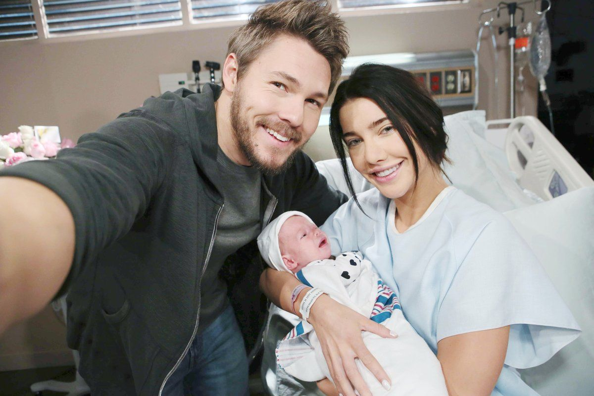 Liam and Steffy are excited to announce the arrival of ...