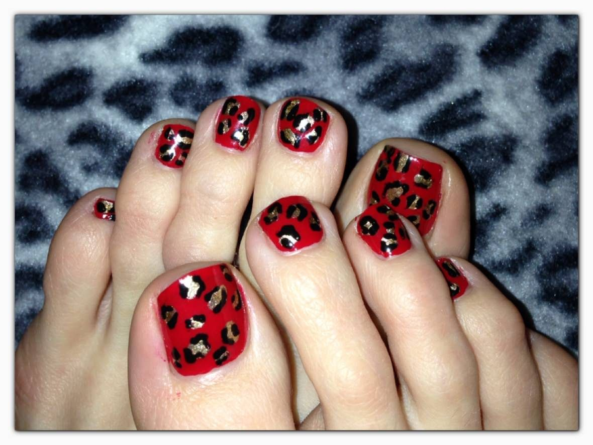 Pedicures Just Got Better With These 50 Cute Toe Nail Designs ...