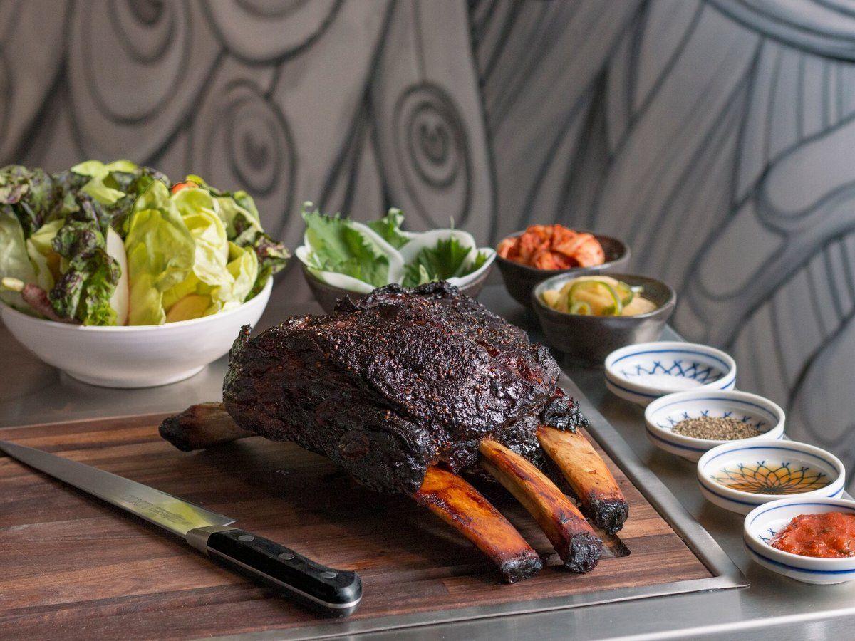 L A S Hottest Restaurants Live Large Format Dinner Restaurants Food Trends Food