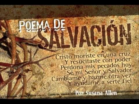 Susana Allen- Poema de Salvacion - YouTube