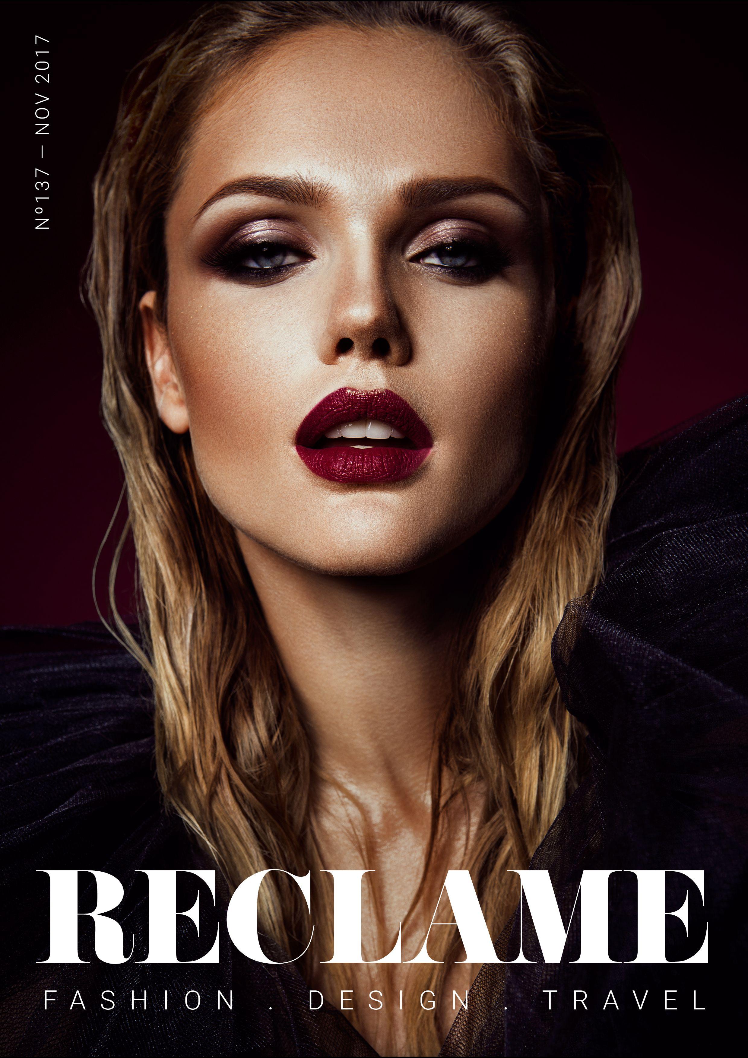 RECLAME Magazine Mode N°137 Glamour fotografie
