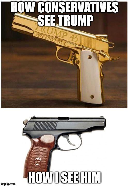 makarov is good pistol for tiny handed american funny pinterest